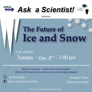 Ask a Scientist: Ice & Snow